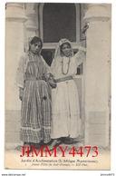 CPA - Jeunes Filles Du Sud Oranais En 1910 - ORAN Algérie - N° 5 - Coll. ND Phot. - Scènes & Types