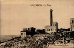 BEYROUTH...LE PHARE...CPA - Liban
