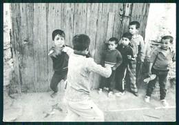A15 MOROCCO MAROC MARRUECOS CPSM FES - SCENE DE RUE 1973 - Morocco