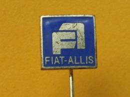 LIST 125 - FIAT, AUTO INDUSTRY, CAR, AUTOMOTIVE, FIAT ALLIS - Fiat