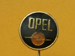 LIST 125 - OPEL, AUTO INDUSTRY, CAR, AUTOMOTIVE - Opel