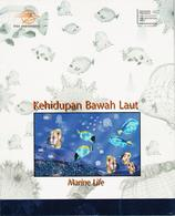 Ref 32439Indonesia 2002 Marine Life - Ecophila - Indonesia