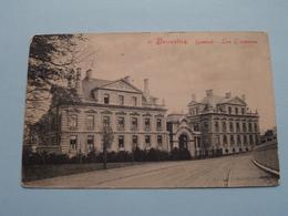Les Casernes ( 88 - F. Walschaerts )  Anno 1912 ( Voir / Zie Photo ) ! - Laeken