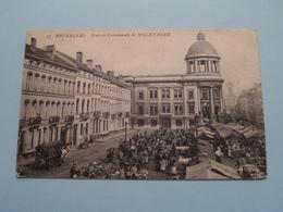 Maison Communale De Molenbeek ( 75 )  Anno 1908 ( Voir / Zie Photo ) ! - Molenbeek-St-Jean - St-Jans-Molenbeek