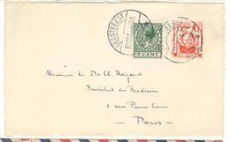 20787 - De DEGSTGEEST Pour PARIS - Periodo 1891 – 1948 (Wilhelmina)