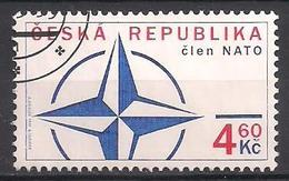 Tschechien  (1999)  Mi.Nr.  212  Gest. / Used  (7fc59) - Tschechische Republik