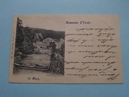 Souvenir D'Yvoir LE BOCQ ( Nels - Serie 2 - N° 5 )  Anno 1899 ( Voir / Zie Photo ) ! - Yvoir