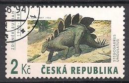 Tschechien  (1994)  Mi.Nr.  41  Gest. / Used  (7fc60) - Tschechische Republik
