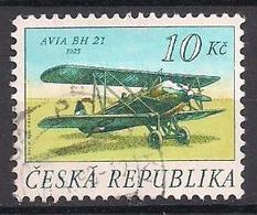 Tschechien  (1996)  Mi.Nr.  129  Gest. / Used  (7fc56) - Tschechische Republik