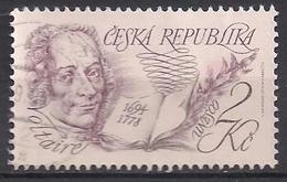 Tschechien  (1994)  Mi.Nr.  32  Gest. / Used  (7fc58) - Tschechische Republik