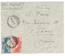 20794 - De BEYROUTH Pour La TUNISIE - Liban