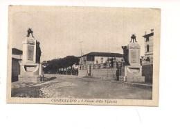 $3-4740 CARTOLINA CONEGLIANO TREVISO VENETO VIAGGIATA 1934 - Treviso