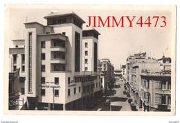 CPSM - Rue Galliéni - CASABLANCA Maroc - N° 87 - Edit. REAL-PHOTO - C A P - Paris - Casablanca