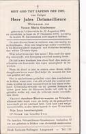 Lichtervelde, Ieper, Jules Delameillieure, Goudeseune - Imágenes Religiosas