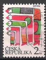 Tschechien  (1994)  Mi.Nr.  44  Gest. / Used  (9fc15) - Tschechische Republik