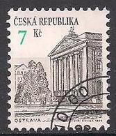 Tschechien  (1994)  Mi.Nr.  60  Gest. / Used  (9fc17) - Tschechische Republik