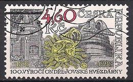 Tschechien  (1998)  Mi.Nr.  171  Gest. / Used  (8fc36) - Tschechische Republik