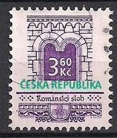 Tschechien  (1995)  Mi.Nr.  95  Gest. / Used  (8fc39) - Tschechische Republik