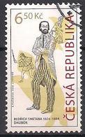 Tschechien  (2004)  Mi.Nr.  396  Gest. / Used  (6fc15) - Gebraucht
