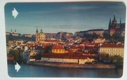 Four Seasons Prague - Hotelsleutels (kaarten)