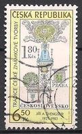 Tschechien  (2004)  Mi.Nr.  386  Gest. / Used  (6fc17) - Gebraucht