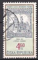 Tschechien  (1999)  Mi.Nr.  203  Gest. / Used  (6fc18) - Tschechische Republik