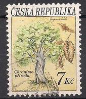 Tschechien  (1993)  Mi.Nr.  24  Gest. / Used  (6fc19) - Gebraucht