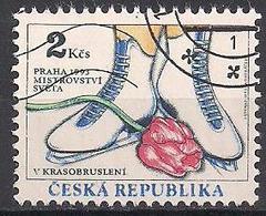 Tschechien  (1993)  Mi.Nr.  2  Gest. / Used  (6fc21) - Tschechische Republik