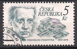 Tschechien  (1995)  Mi.Nr.  65  Gest. / Used  (6fc23) - Tschechische Republik