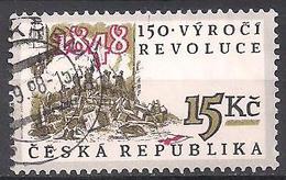 Tschechien  (1998)  Mi.Nr.  189  Gest. / Used  (6fc24) - Tschechische Republik