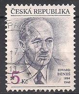 Tschechien  (1994)  Mi.Nr.  38  Gest. / Used  (6fc26) - Tschechische Republik