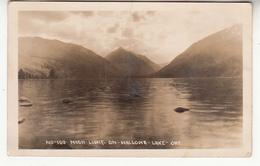 USA - ORE - Wallowa Lake - Moon Light - Etats-Unis