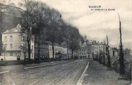 Belgique - Namur - Au Bord De La Meuse - Namur