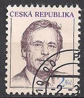 Tschechien  (1993)  Mi.Nr.  3  Gest. / Used  (6fc30) - Tschechische Republik