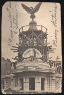 [38] Isère > Grenoble Carte Photo Construction De La Coupole Du Dauphiné En 1909, 20 Septembre - Grenoble