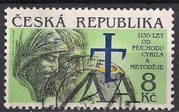 Tschechien  (1993)  Mi.Nr.  11  Gest. / Used  (5fc05) - Czech Republic
