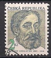 Tschechien  (1993)  Mi.Nr.  21  Gest. / Used  (5fc11) - Czech Republic