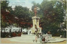 Valenciennes Statue Watteau - Valenciennes