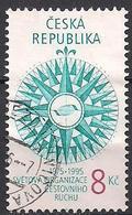 Tschechien  (1995)  Mi.Nr.  61  Gest. / Used  (5fc08) - Czech Republic