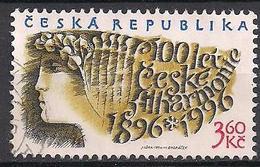 Tschechien  (1996)  Mi.Nr.  100  Gest. / Used  (5fc13) - Tschechische Republik