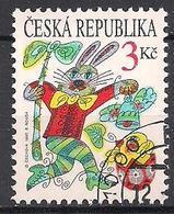 Tschechien  (1997)  Mi.Nr.  134  Gest. / Used  (5fc15) - Czech Republic