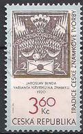 Tschechien  (1996)  Mi.Nr.  101  Gest. / Used  (5fc20) - Tschechische Republik