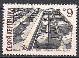 Tschechien  (1994)  Mi.Nr.  40  Gest. / Used  (5fc21) - Tschechische Republik