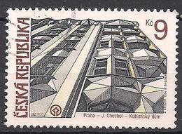 Tschechien  (1994)  Mi.Nr.  40  Gest. / Used  (5fc21) - Czech Republic