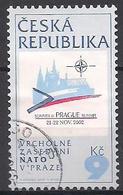 Tschechien  (2002)  Mi.Nr.  337  Gest. / Used  (5fc17) - Czech Republic