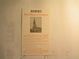 Albert - Notre Dame De Brebières - Albert