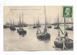 80 - LE HOURDEL Par Cayeux ( Somme ) - Le Port à Marée Haute - Beau Plan - Le Hourdel