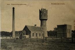 Winschoten // Gem. Waterleiding Gebouwen 19?? De Tulp Zeldzaam - Topkaart - Winschoten