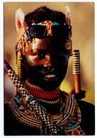 Sudan - Nuba Girl - Woman - Femme - Sudán