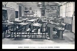 SUISSE, Geneve, Rue De La Madeleine, Ecole Ferrer - GE Genève